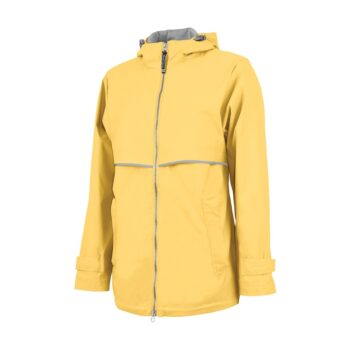 5099 Women's New Englander Rain   Buttercup
