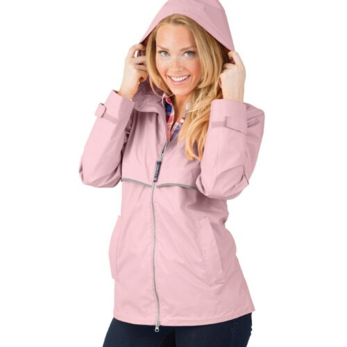 5099 188 m womens new englander rain jacket lg lo