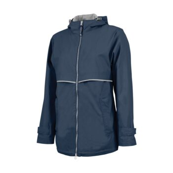 5099 Women's New Englander Rain   True Navy
