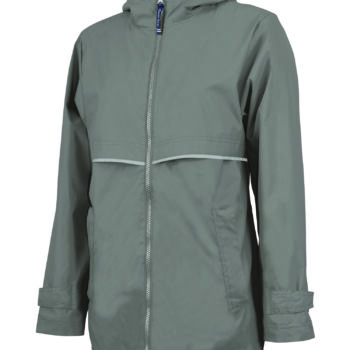 5099 Women's New Englander Rain   Grey