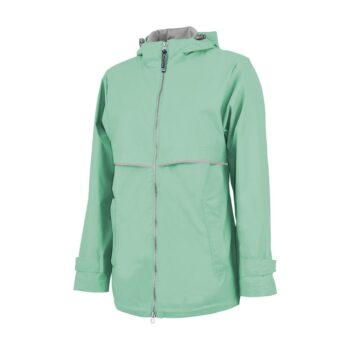 5099 Women's New Englander Rain   Mint