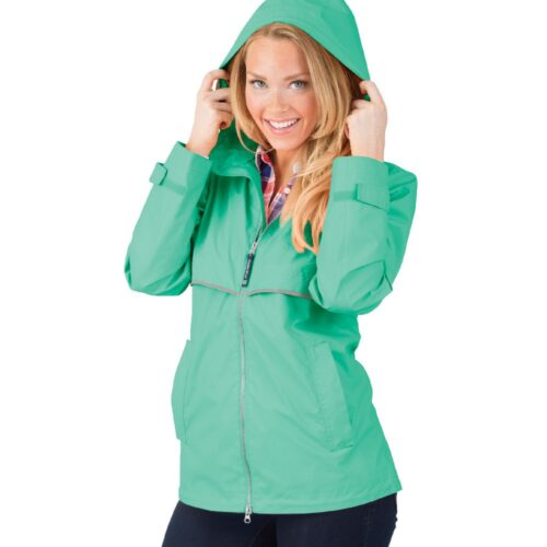 5099 Women's New Englander Rain   Mint