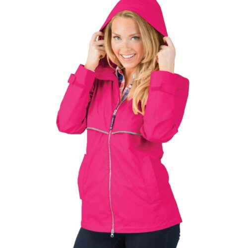5099 334 m womens new englander rain jacket lg lo