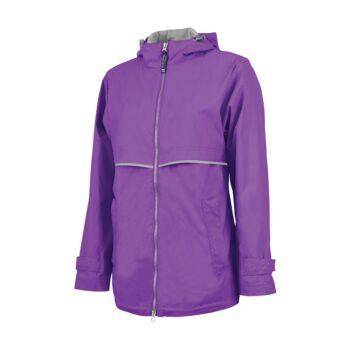 5099 Women's New Englander Rain   Violet