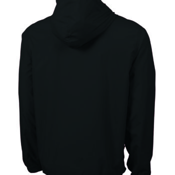 8904 Youth PackNGo Pullover   Black