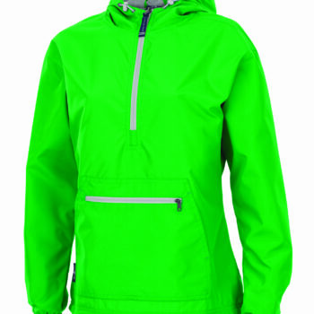 5809 Chatham Anorak   Kelly Green