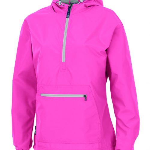 5809 Chatham Anorak   Neon Pink