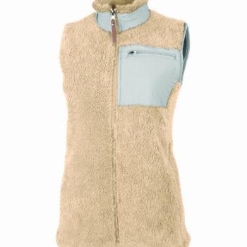 5974 Women's Newport Vest   Sand/Grey