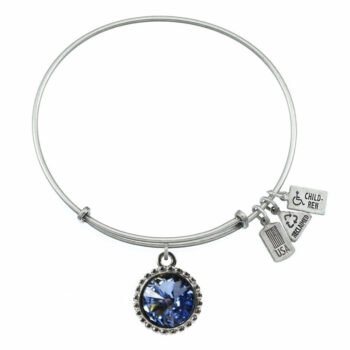 March Silver Birthstone   Silver