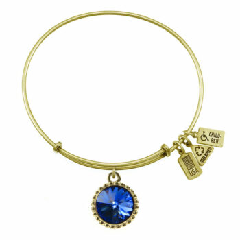 September Gold Birthstone   Gold