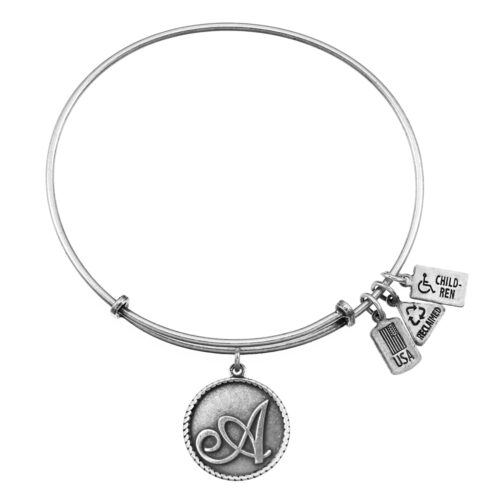 A Silver Initial   Silver