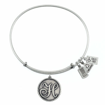 H Silver Initial   Silver