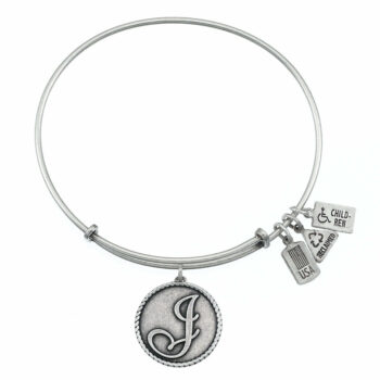J Silver Initial   Silver