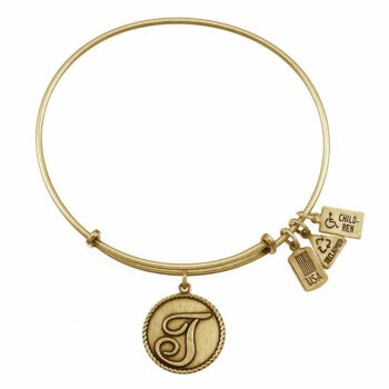 T Gold Initial   Gold
