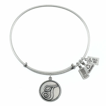 T Silver Initial   Silver