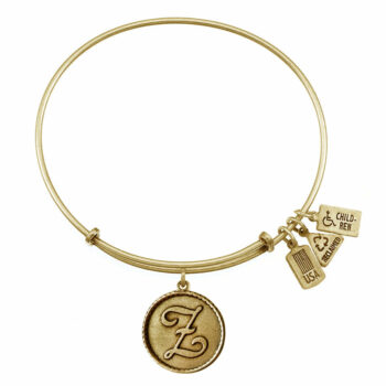 Z Gold Initial   Gold