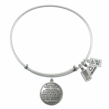 Guardian Prayer Silver   Silver