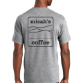 Micah's Short Sleeve Tee   Athletic Heather