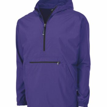 8904 Youth PackNGo Pullover   Purple