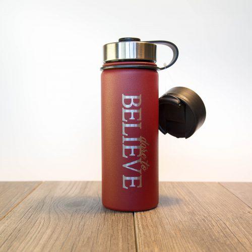 Believe Waterbottle