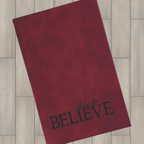Believe journal eng