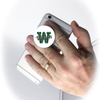Phone Grip Buffalo Script