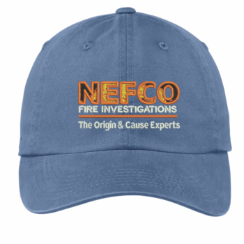 NEFCO Hat   Steel Blue