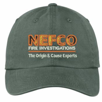 NEFCO Hat   Green
