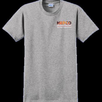 NEFCO T Shirt   Athletic Heather
