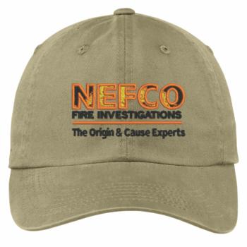 NEFCO Hat   Khaki