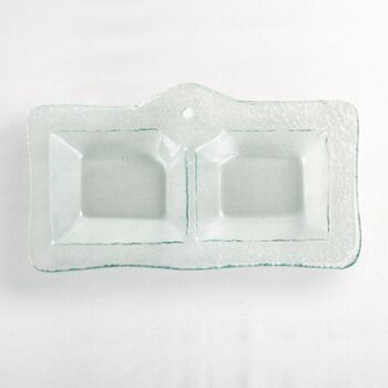 Pop In Rectangle Divided Dish   Dish