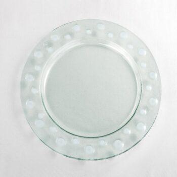Pop In Everyday Round Platter   Round
