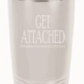 Attached Tumbler White