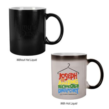 Joseph and the Amazing Technicolor Dream Coat Mug